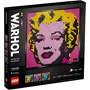 LEGO Art 31197, Andy Warhol Marilyn Monroe