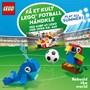 LEGO Håndkle Fotball