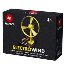 Alga, Electro Wind / Vindkraftverk