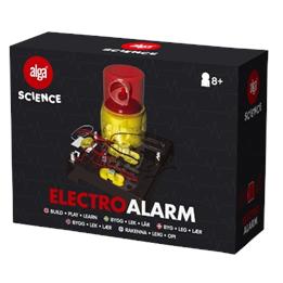 Alga, Alarm Elektrisk