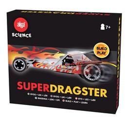 Alga, Elektro dragster bil