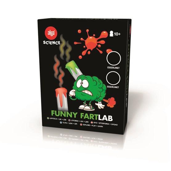 Bilde av Alga Science, Funny Fart Lab