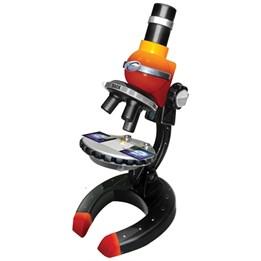 Alga, Mikroskop HD 100/250/500X