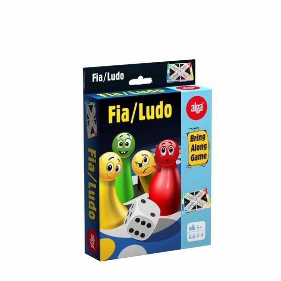 Bilde av Alga, Ludo-3d Reisespill