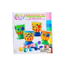 Mal dine egne eggeglass 4-pack