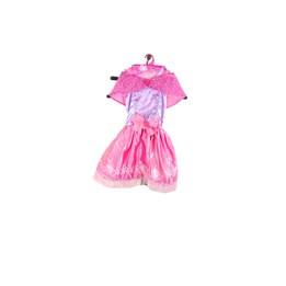 Prinsessekjole rosa / lilla 3-5 år