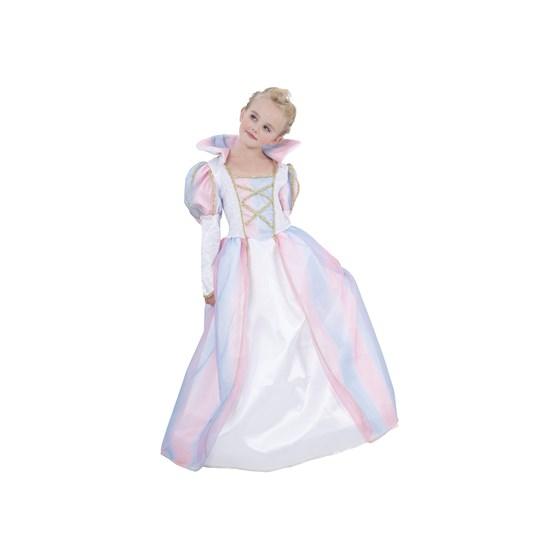 Prinsessekjole Rainbow 3-5 år