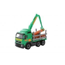 Volvo, Tømmer transport, 43 cm