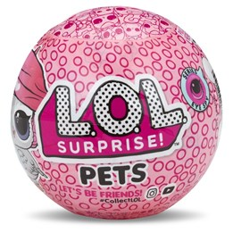 L.O.L. Surprise Pets Serie 4