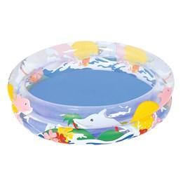 Bestway, Pool sea life, 91x20 cm, 74 liter
