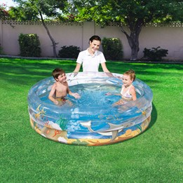 Bestway, Pool sea life, 170x53 cm, 679 liter