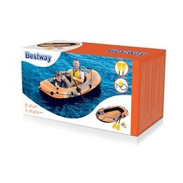 Bestway, Båt med årer og pumpe, 188cm