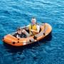 Bestway, Båt med årer og pumpe 188 cm