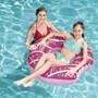 Bestway, Svømmering Donut jordbær, 107cm