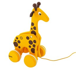 BRIO, Giraff Trekkeleke