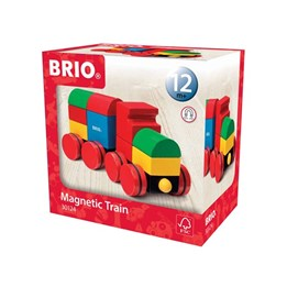 BRIO, Stablelokomotiv med magnet
