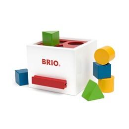 BRIO, 30250 Puttekasse hvit