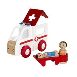 BRIO, Ambulanse med lys og lyd