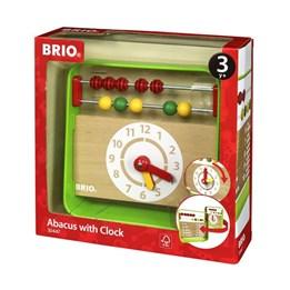 BRIO, Kuleramme med klokke