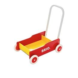 BRIO, Gåvogn, rød/gul