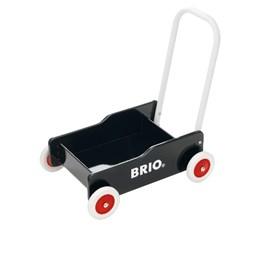 BRIO, Gåvogn,svart