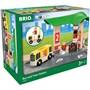 BRIO, Buss og togstasjon