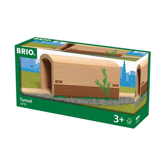 BRIO, Tunnel