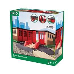 BRIO, Den store togstasjonen