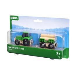 BRIO, Traktor med last