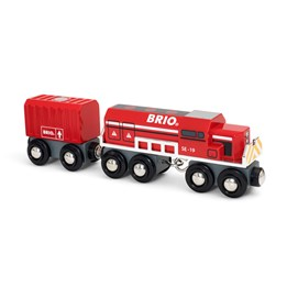 BRIO, Rail & Road 33860 Special Edition Train 2019