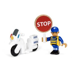 BRIO, Rescue Police Motorcycle