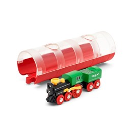 BRIO, Rail & Road 33892 Damplok og tunnel