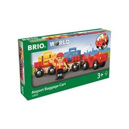 BRIO, Bagasjetransport med vogner