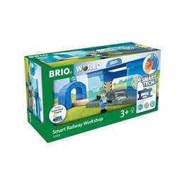 BRIO, Smart Tech togverksted