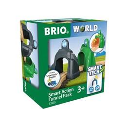 BRIO, Smart Tech 2-pk tunneler