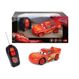 Disney Cars 3, R / C Lightning McQueen Single Drive 1:32