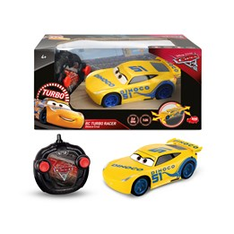 Disney Cars 3, R/C Cruz 1:24