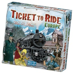 Ticket To Ride: Europe Nordic