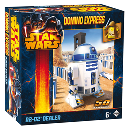Domino Express, Star Wars R2-D2-dealer