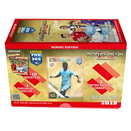 AdrenXL Fifa 365 18/19 Gift Box