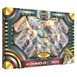 Pokémon, Poke Box Kommo-o-GX