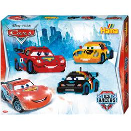 Hama, Midi Gavekasse 4000 stk. - Disney Cars