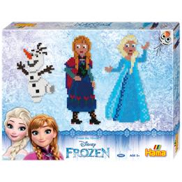 Hama, Midi Perler - Gaveeske Disney Frozen 4000 stk