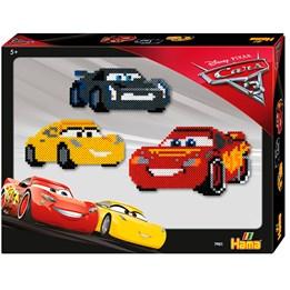 Hama, Midi Perler - Gaveeske Disney Cars 3 - 4000 stk
