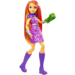 DC SuperHero Girls, Action Doll - Starfire 30 cm