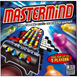 Mastermind, spill
