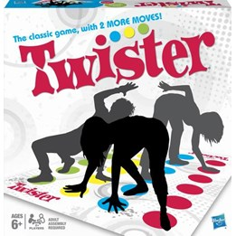 Twister Refresh, Spillematte