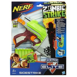 Nerf, ZombieStrike Sidestrike