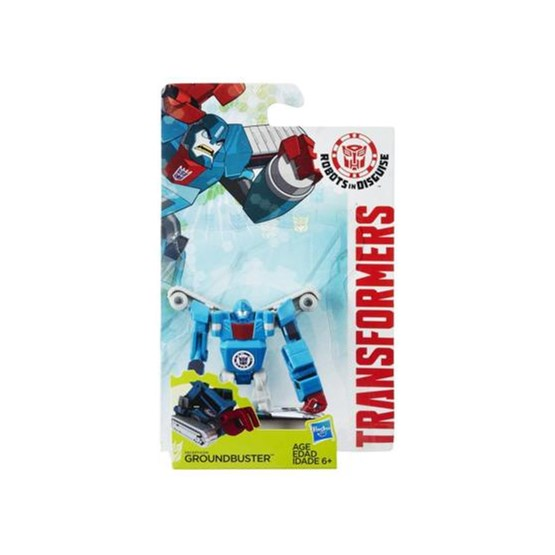 Transformers, Groundbuster, Robots in Disguise Legion Class