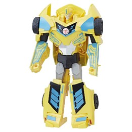 Transformers, Combiner Force, 3-trinns Power Surge Bumblebee